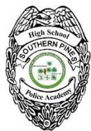 High School Police Academy Badge