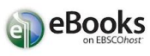 E-books on EBSCOhost logo