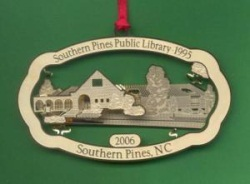 2006 The Southern Pines Public Library