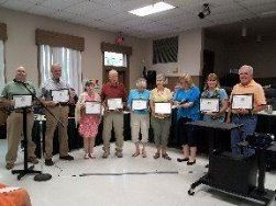 Image of 2016-2017 Citizens Academy Graduates
