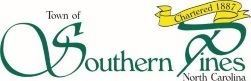 Image of the Town of Southern Pines logo
