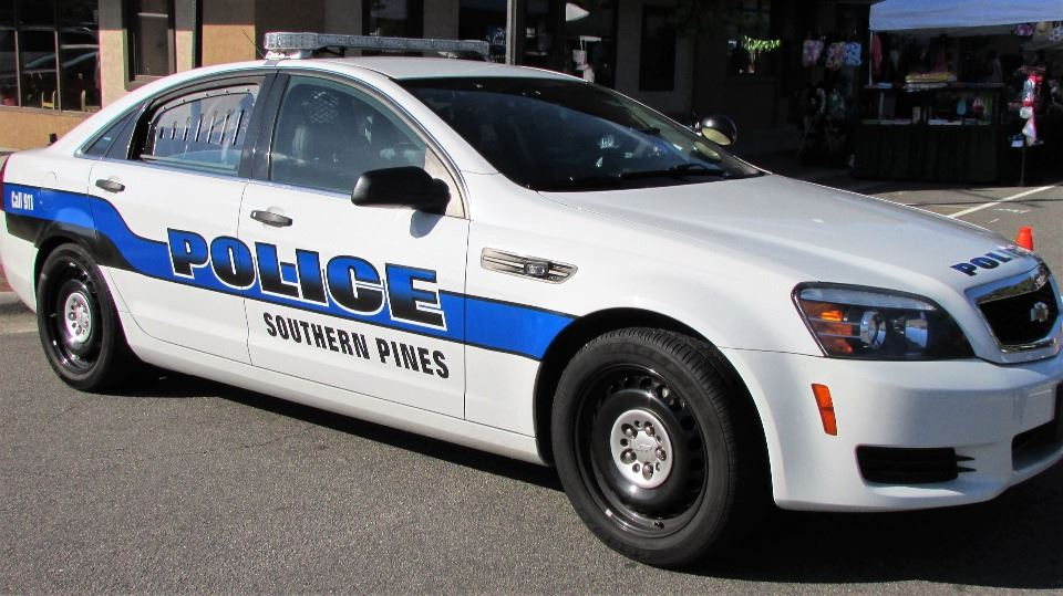 Police | Southern Pines, NC - Official Website