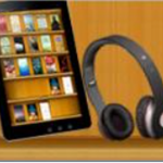 Tablet computer and headphones